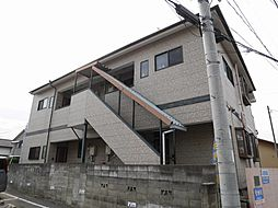 喜峰ハイツⅡ[2階]の外観