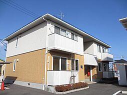 シャーメゾンクレールA[2階]の外観