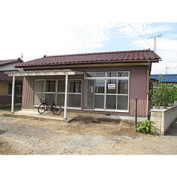 [一戸建] 群馬県伊勢崎市安堀町 の賃貸【/】の外観