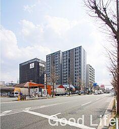 福岡県福岡市博多区山王1丁目の賃貸マンションの外観