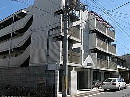 ファーストコート紫竹[4階]の外観