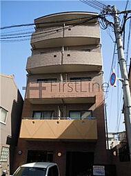プラティーク四条[4階]の外観