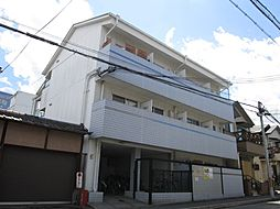 京都府京都市伏見区新町8丁目の賃貸マンションの外観