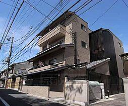 京都府京都市下京区北小路通新町西入平野町の賃貸マンションの外観