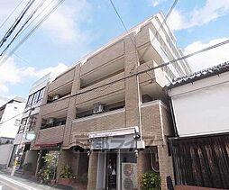 京都府京都市中京区坂井町の賃貸マンションの外観