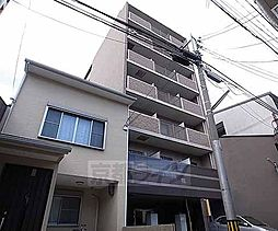 京都府京都市中京区四条通黒門上ル藤岡町の賃貸マンションの外観
