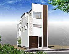 建物参考プラン外観