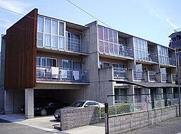 兵庫県神戸市須磨区東町2丁目の賃貸マンションの外観