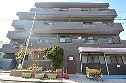 愛知県名古屋市中村区大秋町1丁目の賃貸マンションの外観