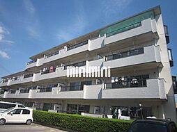 サン青山[2階]の外観