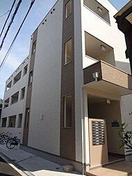 EXハイツ阿倍野[3階]の外観