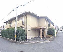 京都府京都市左京区下鴨膳部町の賃貸マンションの外観