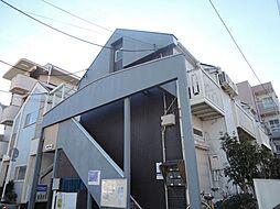 ジュネパレス松戸第707[2階]の外観