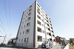 愛知県みよし市三好町下畷の賃貸マンションの外観