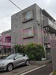 東京都目黒区祐天寺1丁目の賃貸マンションの外観