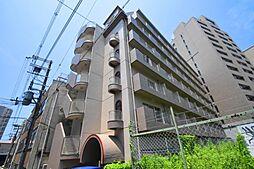 南堀江レヂデンス[603号室]の外観