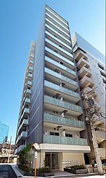 アーバネックス三田[4階]の外観