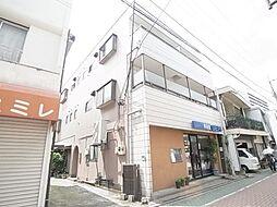 東京都足立区関原3丁目の賃貸マンションの外観