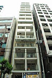アーデン京町堀イースト[11階]の外観
