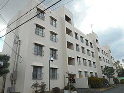 南海北野田グリーンハイツ[4階]の外観