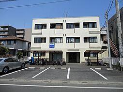 埼玉県鶴ヶ島市大字鶴ヶ丘の賃貸マンションの外観