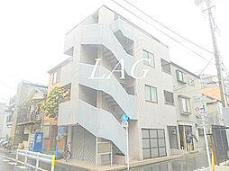 東京都江東区南砂2丁目の賃貸マンションの外観