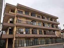 第3市川マンション[3階]の外観