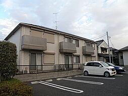 ビアンキ花崎A棟[201号室]の外観