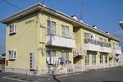 愛媛県伊予市上吾川の賃貸アパートの外観
