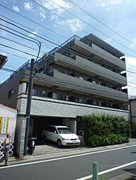 東京都練馬区高野台2丁目の賃貸マンションの外観