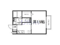 伊勢田駅 5.5万円