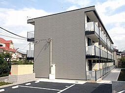 埼玉県さいたま市浦和区木崎4丁目の賃貸マンションの外観