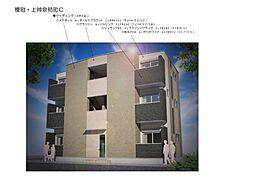 伏見区上神泉苑町SKHコーポC[2階]の外観