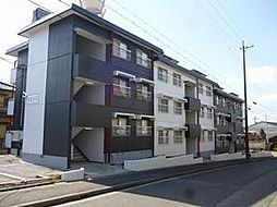 愛知県名古屋市緑区鳴海町字上ノ山の賃貸マンションの外観