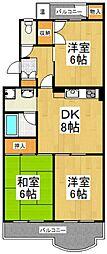 鶴瀬駅 6.8万円
