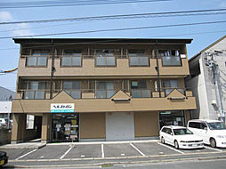福岡県北九州市八幡西区三ケ森3丁目の賃貸マンションの外観