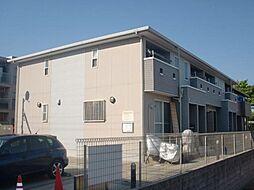 愛知県清須市阿原池之表の賃貸アパートの外観