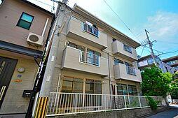 江川マンション[102号室]の外観