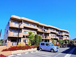 埼玉県新座市栄2丁目の賃貸マンションの外観