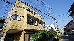 サンローズ岡田[2階]の外観