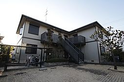 兵庫県西宮市久出ケ谷町の賃貸アパートの外観