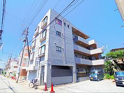 ひばりビル[2階]の外観