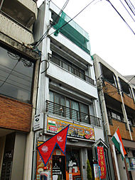 京都府京都市左京区下鴨高木町の賃貸マンションの外観