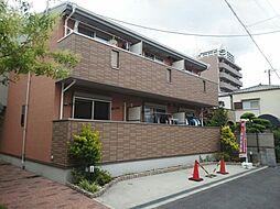 ローズガーデン鶴見[1階]の外観