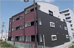 大阪府大阪市平野区加美鞍作3丁目の賃貸アパートの外観