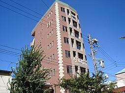 グランデ城西[6階]の外観