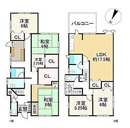 山科駅 3,498万円