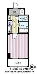 T1620[6階]の間取り