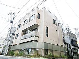 東京都世田谷区中町5丁目の賃貸マンションの外観