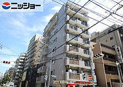 ベルメゾン太田[7階]の外観